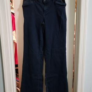 Eddie Bauer curvy trouser